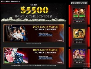 Jeux casino gratuit avec bonus