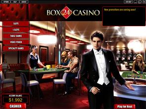 Casino Box24 - Jeux en ligne